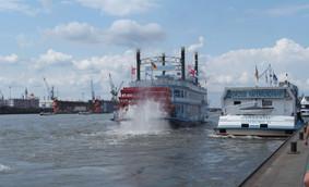 Hamburg Ticket Center - Hafenrundfahrt