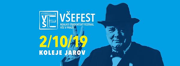 Festival VŠEFEST 2. 10. 2019 Other Way