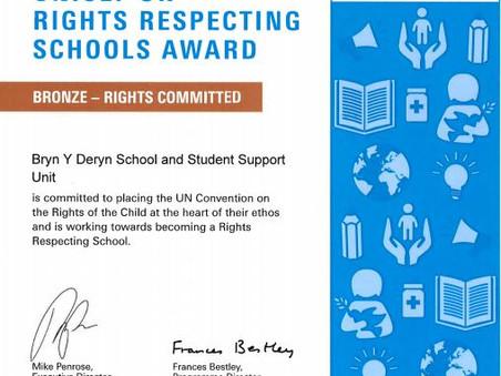 Unicef UK Rights Respecting Schools Award