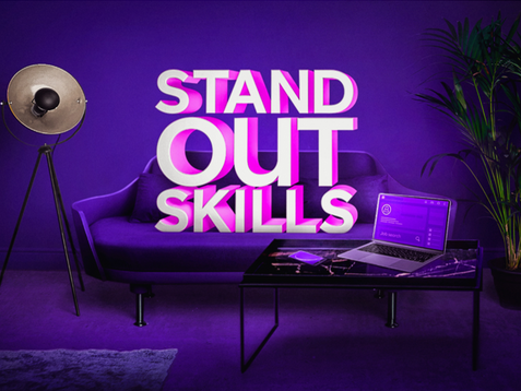 BT Stand Out Skills