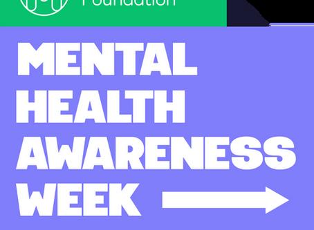 Mental Health Awareness Week 2020