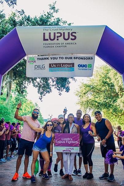 2019 Lupus Fighters Team.jpg