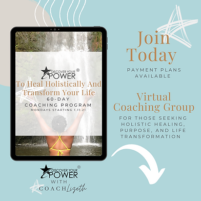 DYP to Heal and Transform Your Life Prog