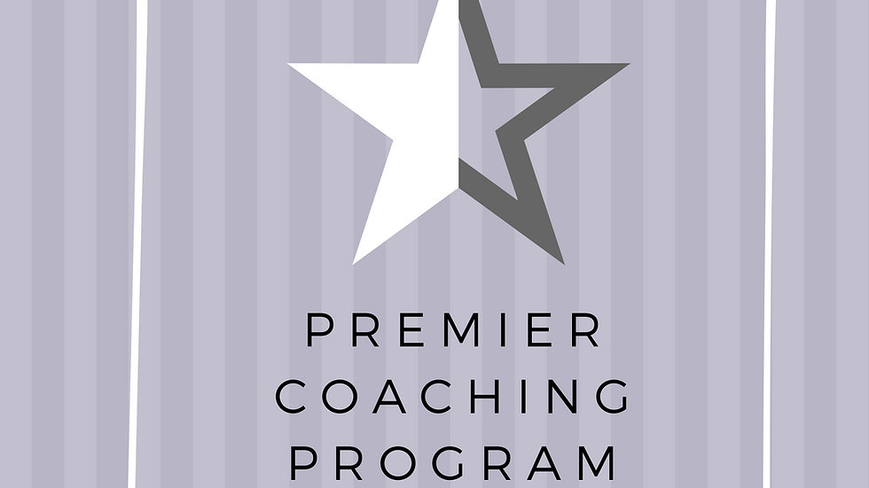 Premier Coaching Program