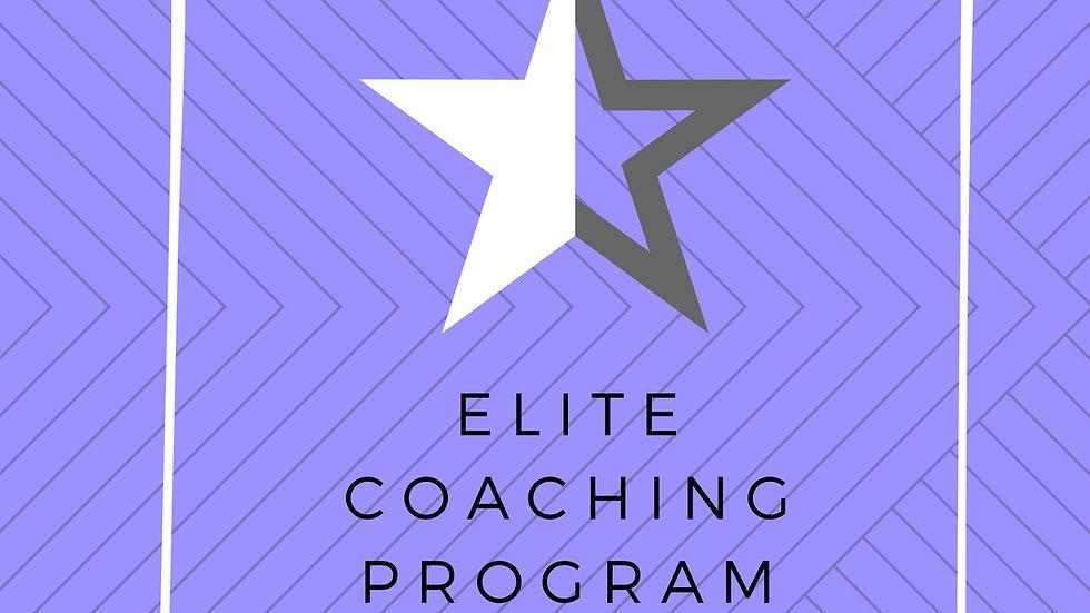 Elite Coaching Program