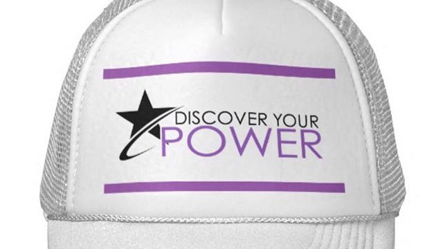 Discover Your Power Trucker Hat