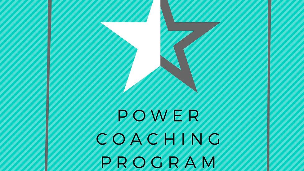 Power Coaching Program
