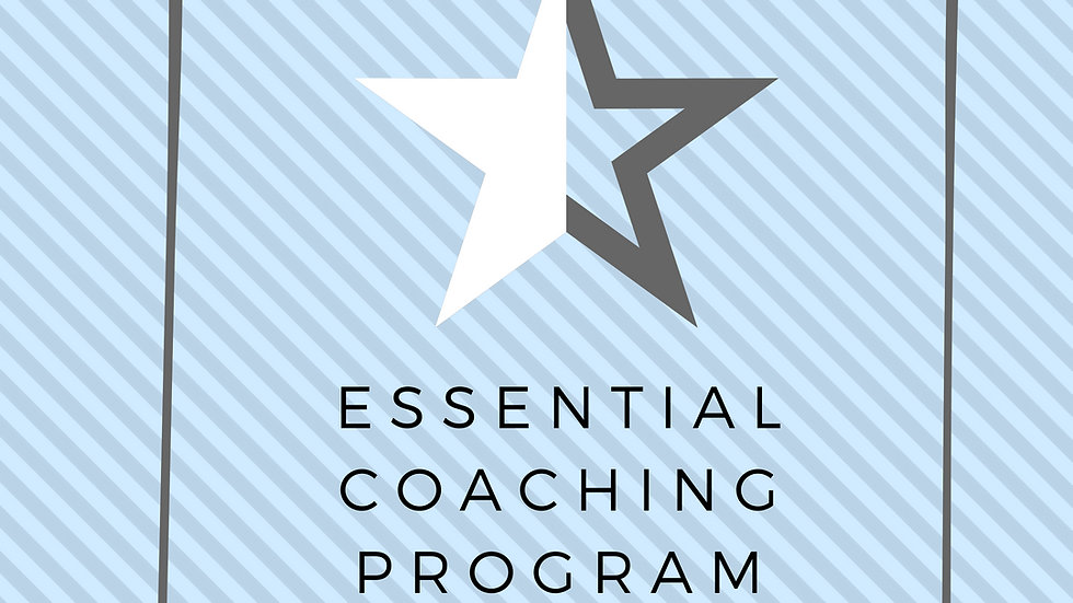 Essential Coaching Program