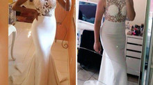 7 Reasons not to buy your Wedding dress online!