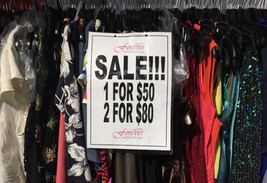 Cocktail Dresses - On Sale