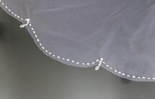 Wedding Veil - Beaded trim.JPG