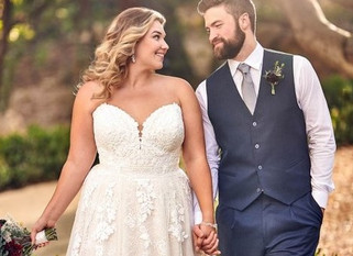 Plus Size Wedding & Formal Dresses