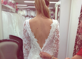 What to Expect at your Wedding Dress or Bridal Gown Appointment