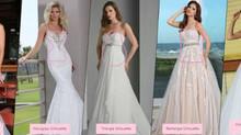 Best Wedding Dress Styles that Flatter your Body Shape