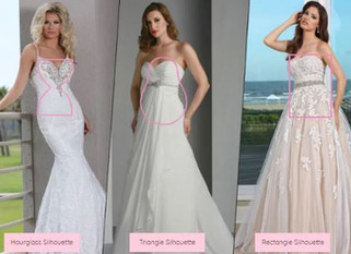 Best Wedding Dress Styles that Flatter your Body Shape