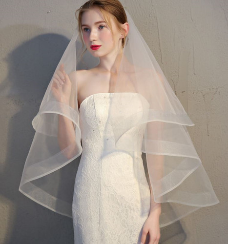 Wedding Veil - Organza.jpg