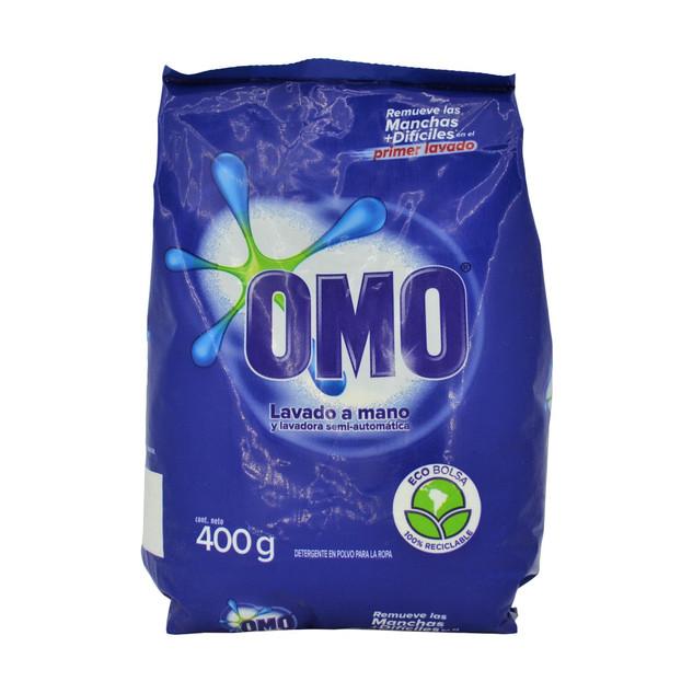 Detergente Omo 400 gr