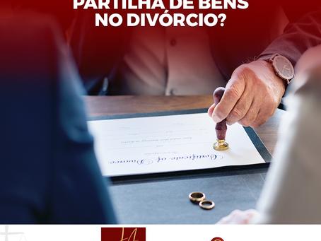 Como funciona a partilha de bens no divórcio