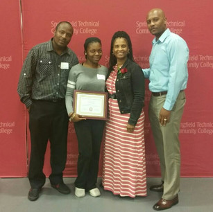 Scholarship Recipient- May 2017
