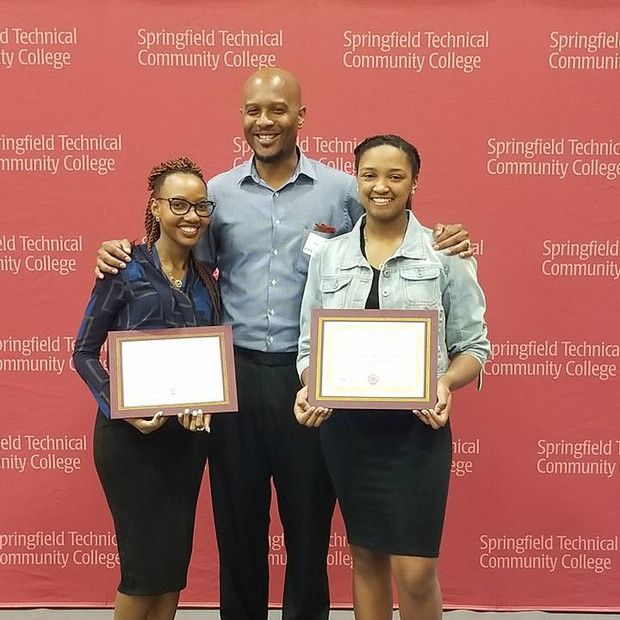 Scholarship Recipients- May 2018