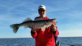 Big St Louis River Walleye