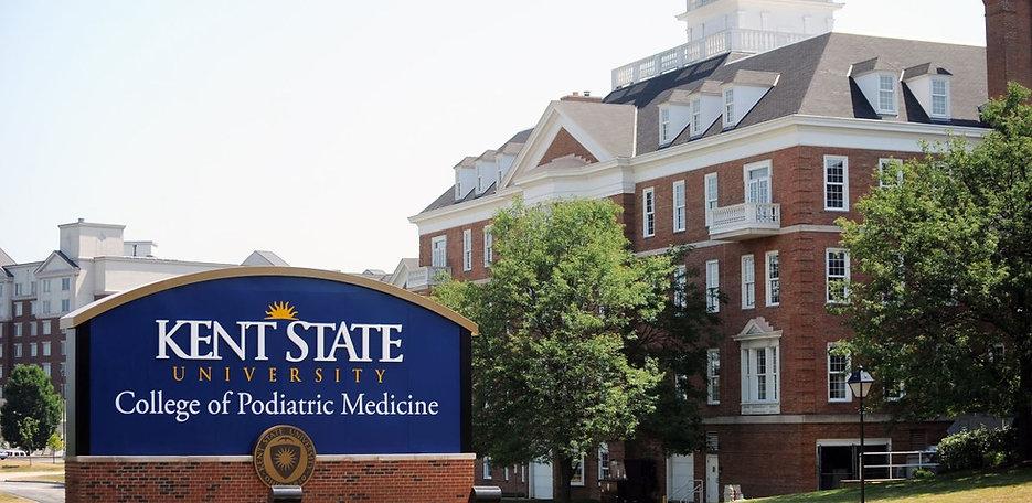 kent-state-college-of-podiatric-medicine