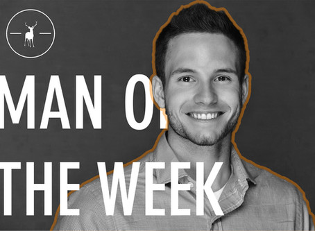 Man of the Week - Joey Hollingsworth