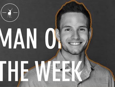 Man of the Week - Joey Hollingsworth