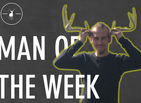 Man of the Week - Poe