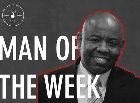 Man of the Week - Andre McLean