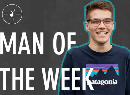 Man of the Week - Mark Thompson