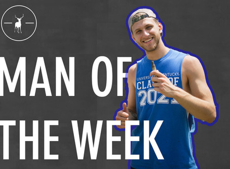 Man of the Week - Ryan Roby