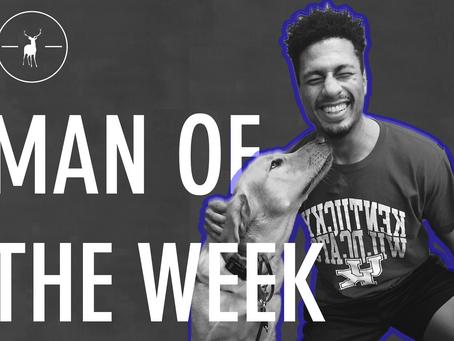 Man of the Week - Rasheed Flowers