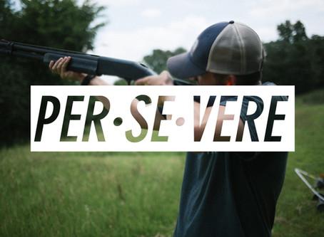 PER·SE·VERE