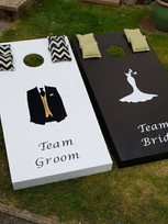 Team Bride vs Team Groom Large size
