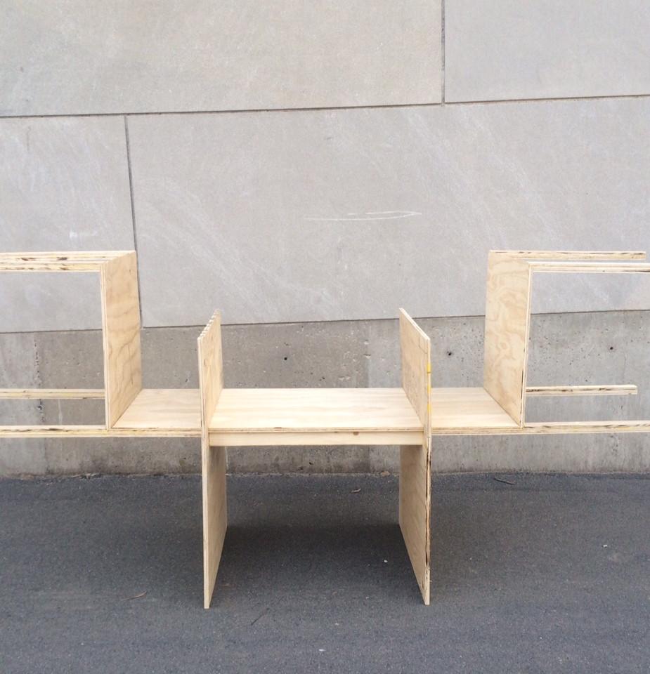 Plywood Study (2015)