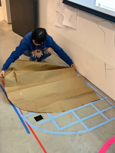 Testing Folding