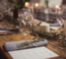 Th Raw Kitchen Fremantle, Events, Perth Food Events, rustic table setting design, soft light, warm tones