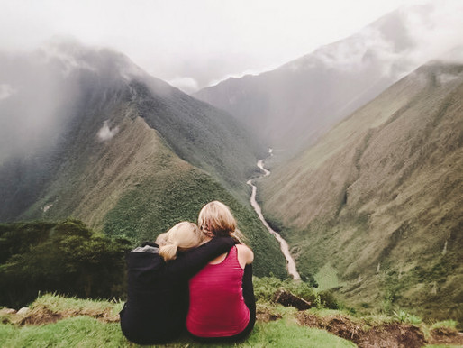 MACHU PICCHU | Days up in the clouds, and I feel like my heart is there forever.