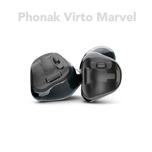 Phonak Virto Marvel Black M50