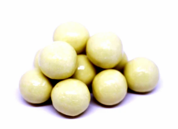 French Vanilla Malted Milk Balls