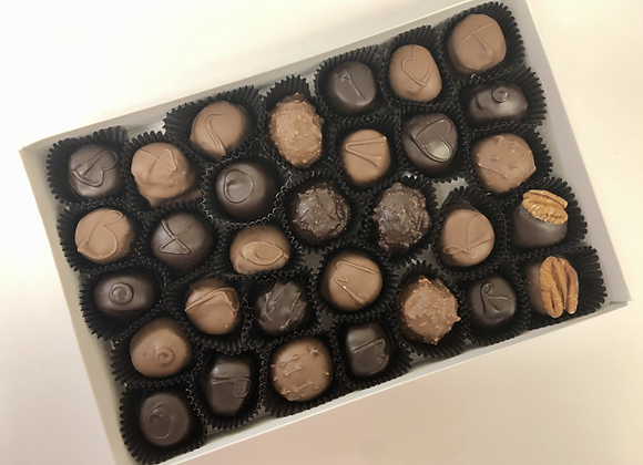 Assorted Cream Box
