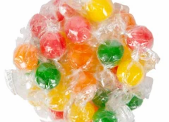 Sour Fruit Hard Candy