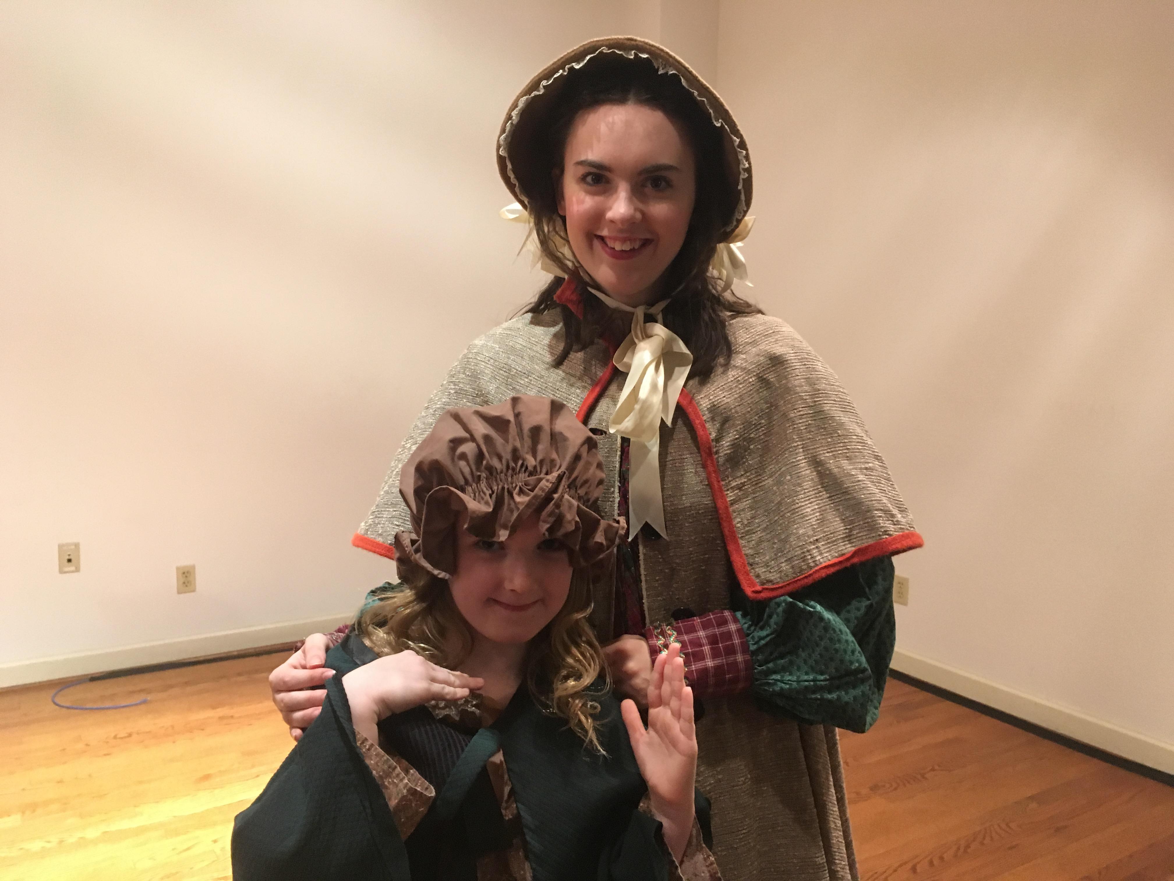 Miss Ternan/ Victorian Christmas