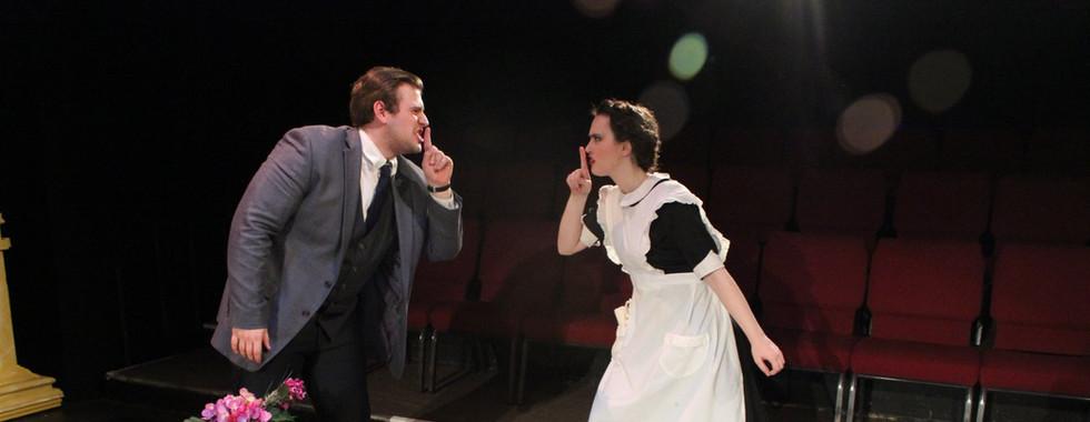 Twelfth Night/Maria