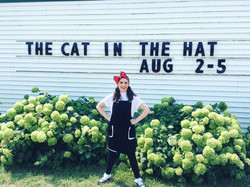 Sally/The Cat in the Hat