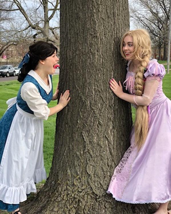 Rapunzel/Unbound Book Festival