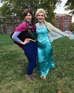Elsa/TRYPS Birthday Parties