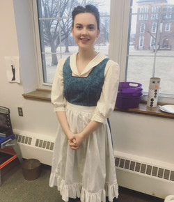 Belle/Visiting an Inclusive Class