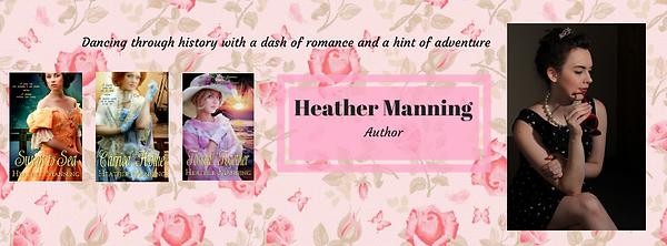 Heather Manning Author Banner Facebook (